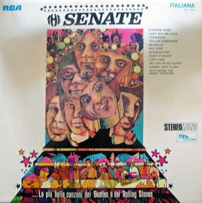 Senate Piper Club